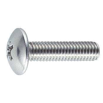 Bolton pack truss head screws (stainless steel)
