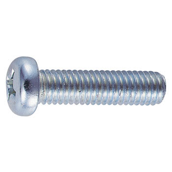 Bolton Pack Nave Head Screw (Unichrome)