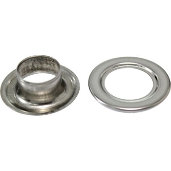 Double-Sided Eyelet Punch, Stainless Steel Type