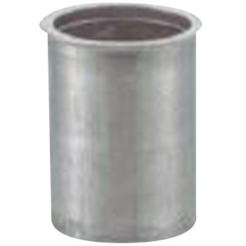 Bolton Pack Crimping Nut, Light HeadAluminum