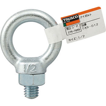 Eyebolt, Inch Screw