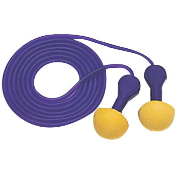 Ear Plugs, With Cord