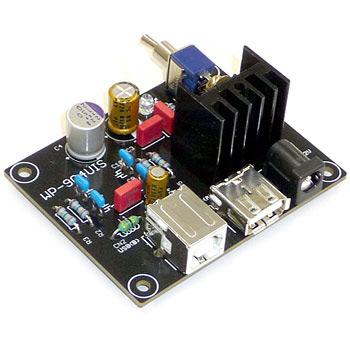 USB isolator board finished product