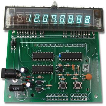 Arduino VFD shield