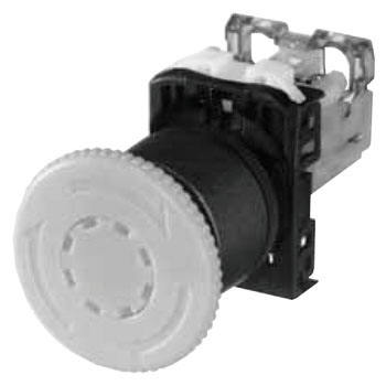 Push-Button Switch Ar22 Series for Emergency Stops