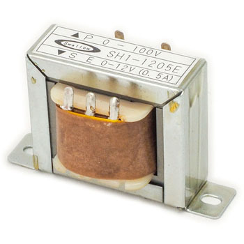 SH-E series with single-phase compound-wound transformer electrostatic shield