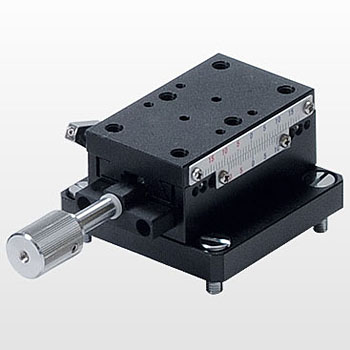 Anti-vibration base type X-axis (Feed screw type, Stage body )
