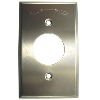 Plate for Outlet, Hook Type, for 20A And 30A