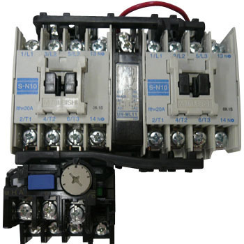 Open Electromagnetic Switch MSO-2xN Series Reversible Type