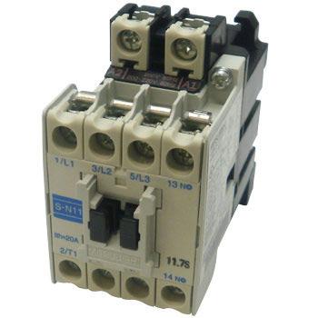 Electromagnetic-Contactor S-N Series, IrreversibleWith