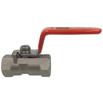 600 Type Stainless Steel Ball Valve, Reduced BoreUz-N Series