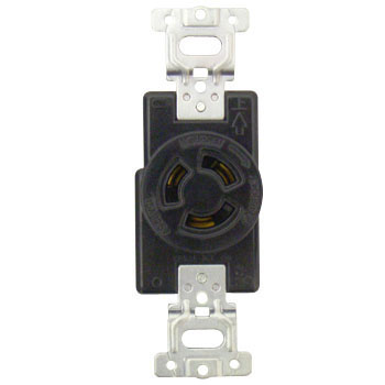 Connection Flush Plug Receptacle