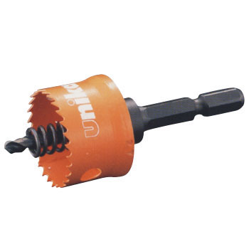 HSS high speed stainless hole saw charging (hexagonal axial type)