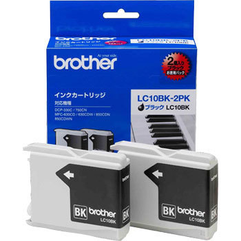 brother Ink Cartridge LC10