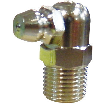 Grease Nipple C Type, With Brass Plating