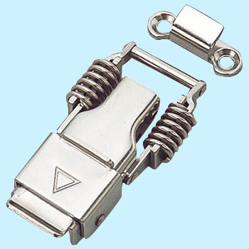 Stainless Catch Clip With Lock Tochigiya Catch Clips Snap