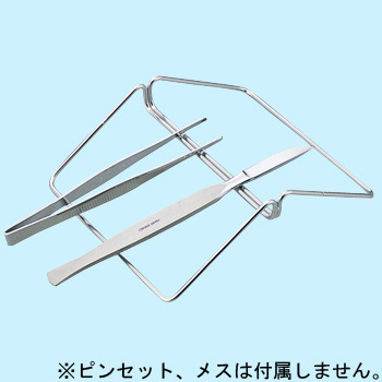Female, tweezers, stand for scissors MH