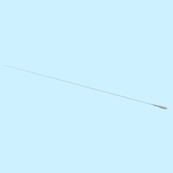 Industrial cotton swab (tip bullet-shaped 2.6mm , aluminum-axis)