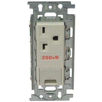 15 A 20 A 250 V Dual Outlet