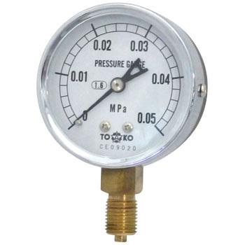 customer reviews of pressure gauge Ф60 toko toyo keiki kogyo