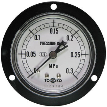 Class A Pressure Gauge, Embedded Type Φ60