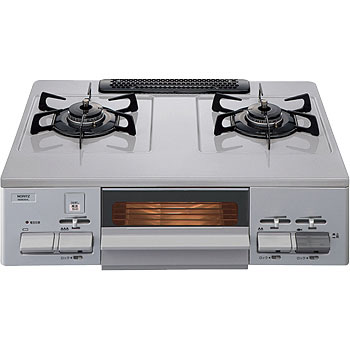 Enamel top gas table stove NG60 series