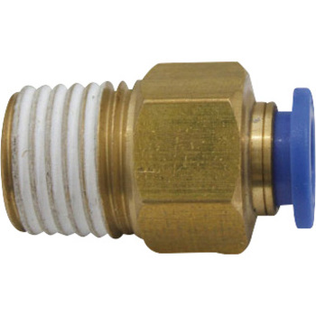 Push-In Fittings, Half Union