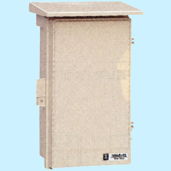 Wall Box With Roof, Vertical Type