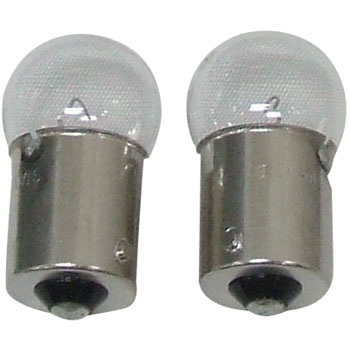 Single Bulb G18/BA15s 12V, Blister Pack