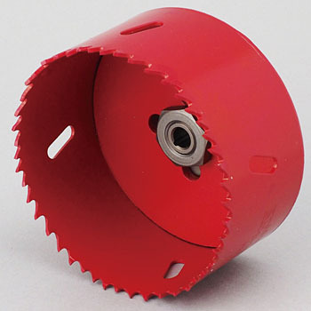 S Lock Bimetal Hole Saw, Cutter