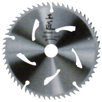 Tipped Saw Blade For Woodworking