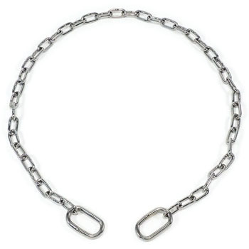 Stainless steel safety mini chain chain length 600 mm