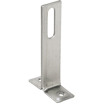 One stainless steel hole T foot 25 X 100 H