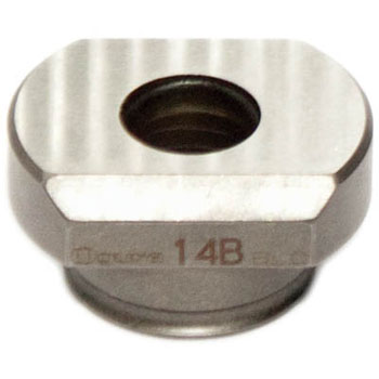 Kawahamaruana dice 20mm for electric hydraulic puncher
