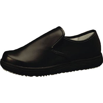 Cooking Mate Kitchen Shoes Black 22.0cm