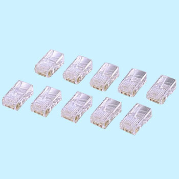 Rj45 Connector, Set of 10