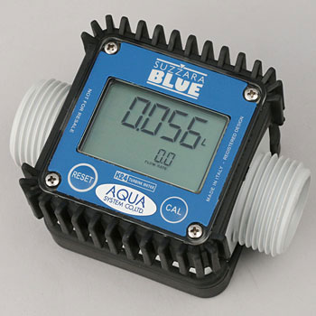 AdBlue for the digital flow meter