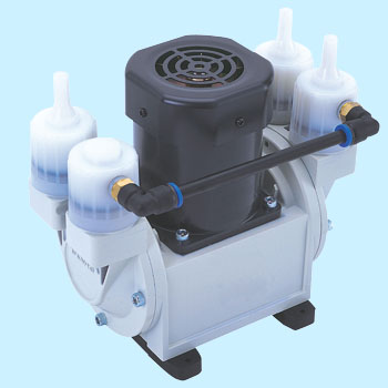 Diaphragm Dry Vacuum Pump
