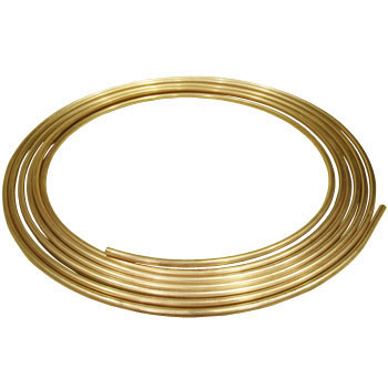 Phosphorus Deoxidized Copper Round Tube Coil, Nama And Copper TubeLength 10 M
