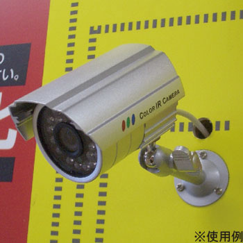 Infrared Color Security Camera
