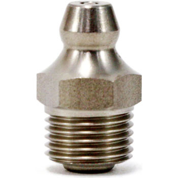 KURITA stainless grease nipple type A standard head