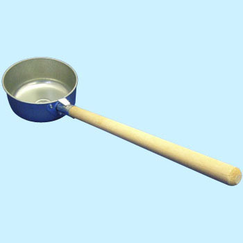 Galvanized Scoop, Water Dipper