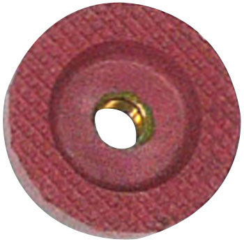Cup rubber wheels for ultra precision air grinder