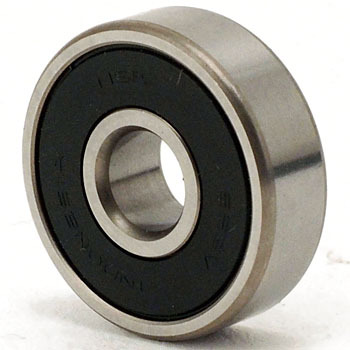 Miniature Bearing Both Sides Contactless Rubber Seal