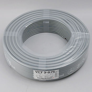 VCT Vinyl Cabtyre cable
