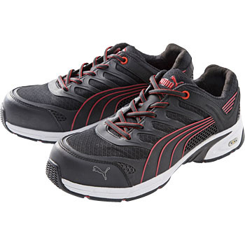 PUMA Fuse Motion Safety Sneakers Red