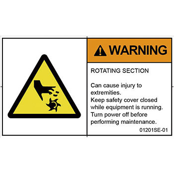 PL warning labels (English)