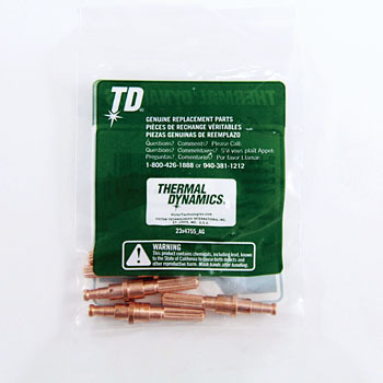 Electrode CUT master