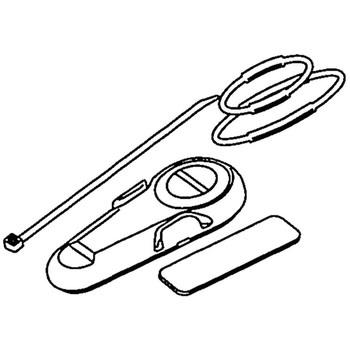 Spd 02 Strada Slim For Analog Speed Sensor Cateye Bracket Use