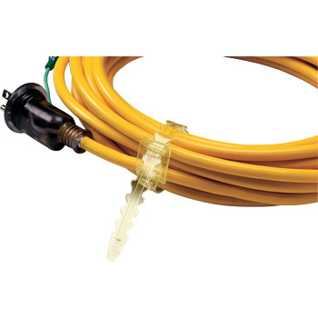 Extension cord (with grounding, 3 mouths)